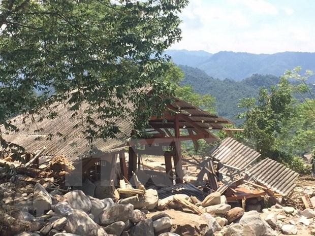 Crues dans les provinces montagneuses du Nord : le bilan s'alourdit a 34 morts et disparus hinh anh 1
