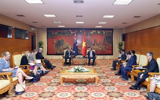 Dynamiser la cooperation Vietnam - Australie hinh anh 2