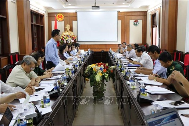 Promotion de la realisation des accords de cooperation CLV a Dak Nong hinh anh 1
