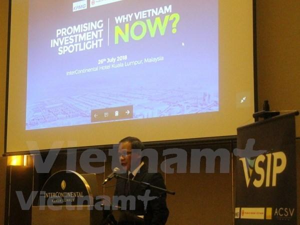 Le Vietnam renforce la promotion de l'investissement en Malaisie hinh anh 1