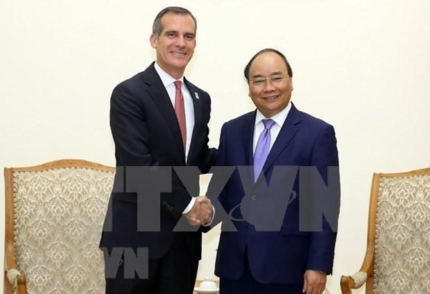 Le Vietnam considere les Etats-Unis comme l'un de ses partenaires de premier plan hinh anh 1
