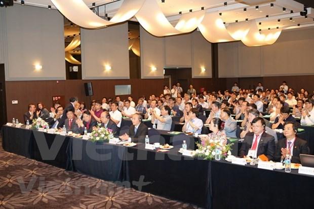 Vinh Phuc deroule le tapis rouge aux investisseurs sud-coreens hinh anh 1