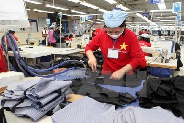 Textile-habillement : les exportations en 2018 devraient atteindre 35 milliards de dollars hinh anh 1