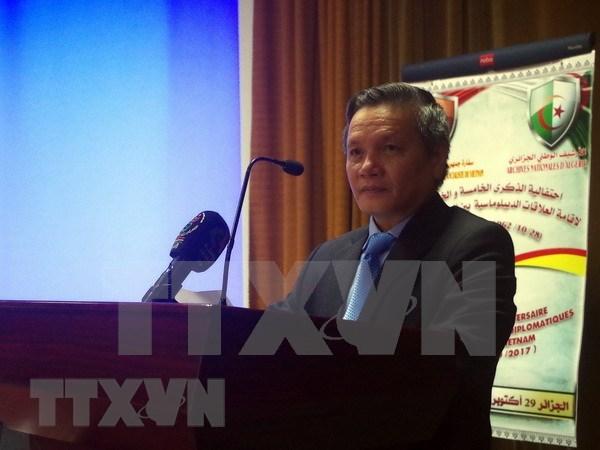 Promotion du commerce et de l'investissement Vietnam-Algerie hinh anh 1