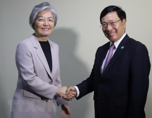 La Republique de Coree renforce ses assistances en faveur des pays du Mekong hinh anh 1