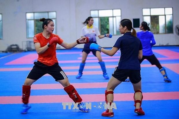 Le Vietnam vise haut pour les ASIAD 18 en Indonesie hinh anh 1