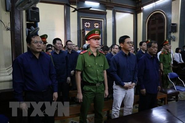 Affaire de la VNCB : 20 ans de prison ferme pour Pham Cong Danh hinh anh 1