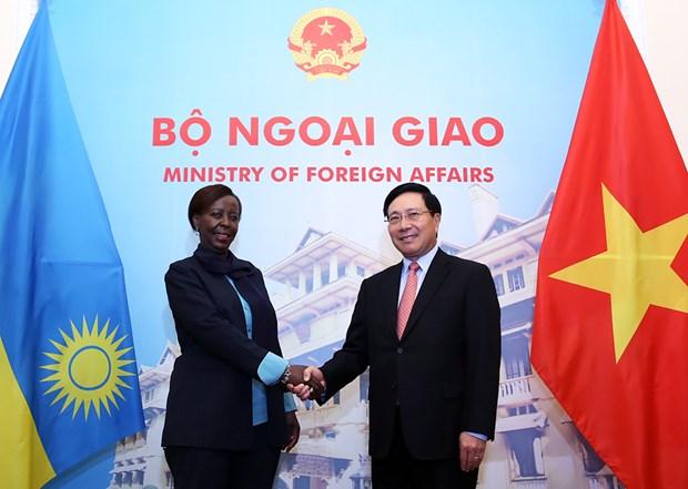 Intensification de la cooperation Vietnam-Rwanda hinh anh 1