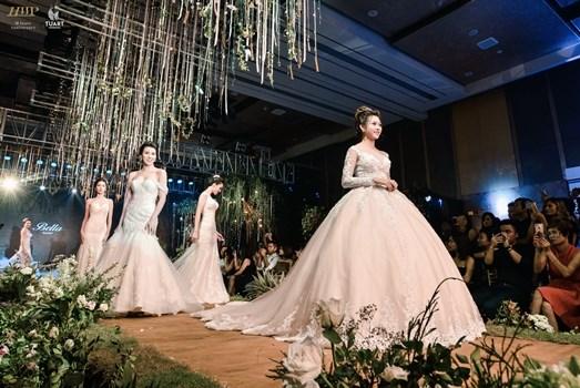 Le salon sur le mariage et les voyages de noce 2018 se tiendra a Hanoi et Ho Chi Minh-Ville hinh anh 1