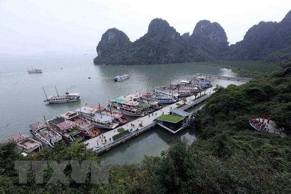 La frequentation touristique s'envole a Quang Ninh hinh anh 1