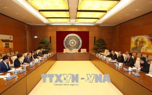 Promouvoir la cooperation legislative entre le Vietnam et la Republique de Coree hinh anh 2