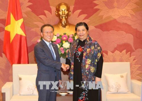 Promouvoir la cooperation legislative entre le Vietnam et la Republique de Coree hinh anh 1