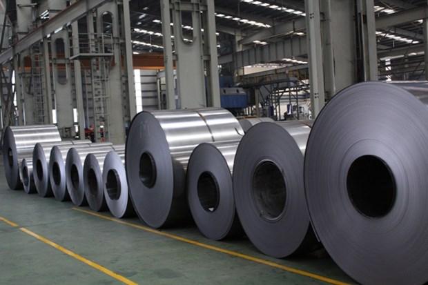 Les Etats-Unis lancent une enquete antidumping a l'encontre de l'acier CRS du VIetnam hinh anh 1