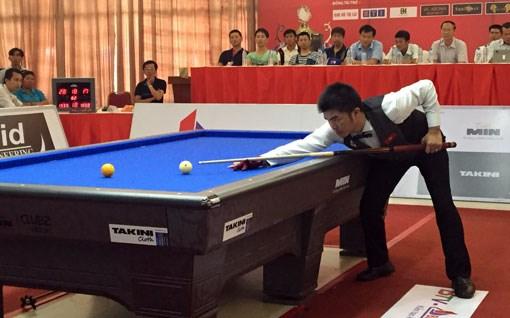 Billard: 64 joueurs participeront au tournoi international de Binh Duong hinh anh 1