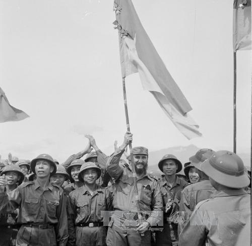 Intensification de l'amitie entre Ho Chi Minh-Ville et Cuba hinh anh 1