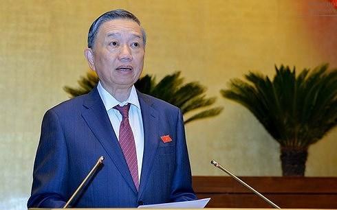 Le ministere de la Securite publique est determine a sanctionner avec severite les infractions hinh anh 1