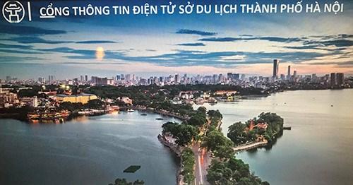 Un portail d'information sur le tourisme de Hanoi voit le jour hinh anh 1