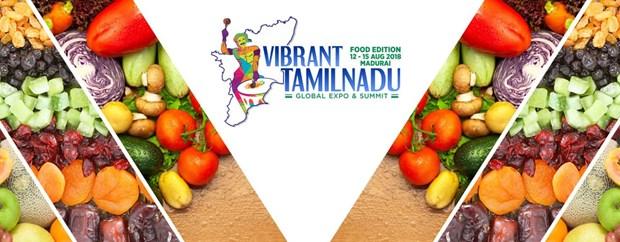 Le Vietnam participe a Vibrant Tamilnadu Expo & Summit 2018 en Inde hinh anh 1