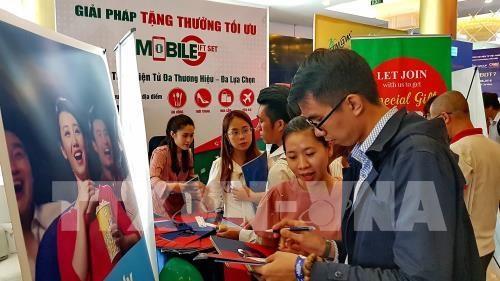 Forum de marketing en ligne du Vietnam a Ho Chi Minh-VIlle hinh anh 1