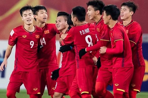 ASIAD 2018: la presse japonaise apprecie l'equipe du Vietnam olympique de football hinh anh 1