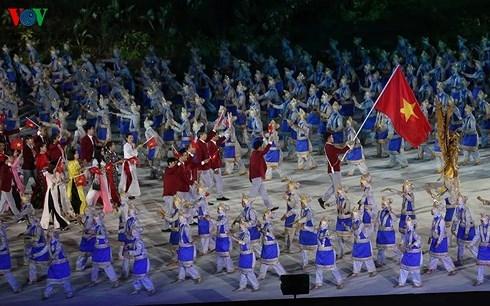 ASIAD 2018 : premiere medaille pour le Vietnam hinh anh 1