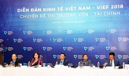Solutions pour l'expansion du marche financier vietnamien hinh anh 1