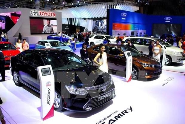 Le Vietnam Motor Show 2018 presentera tous les types de voitures hinh anh 1