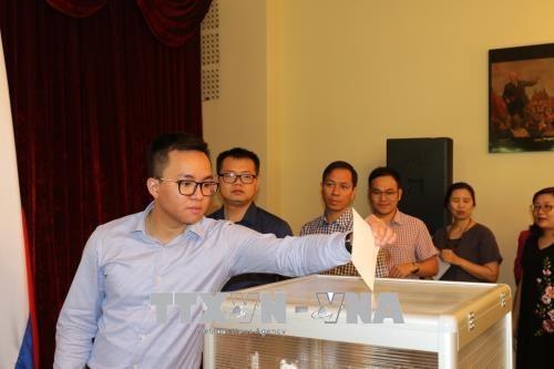 Barrage effondre au Laos : l'ambassade du Vietnam en Russie lance un appel aux dons hinh anh 1