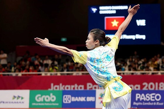 ASIAD 18 : le Vietnam a la 20e place a la 4e journee de competition hinh anh 1