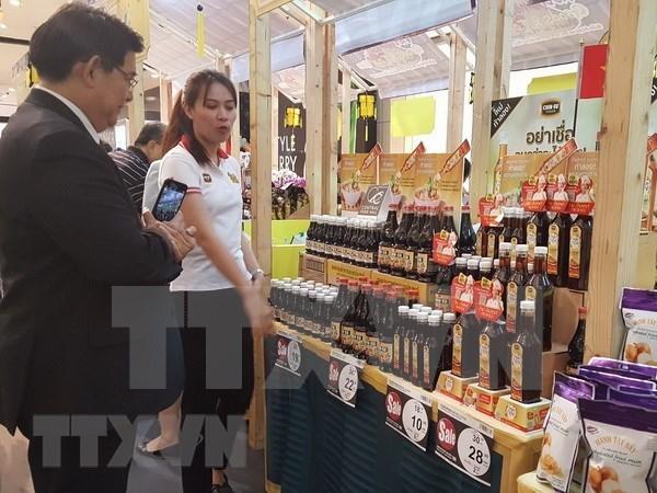 Bangkok: ouverture de la Semaine du tourisme et des marchandises du Vietnam 2018 hinh anh 1