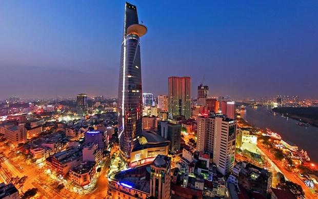 Une delegation d'entreprises etrangeres en visite a Ho Chi Minh-Ville hinh anh 1