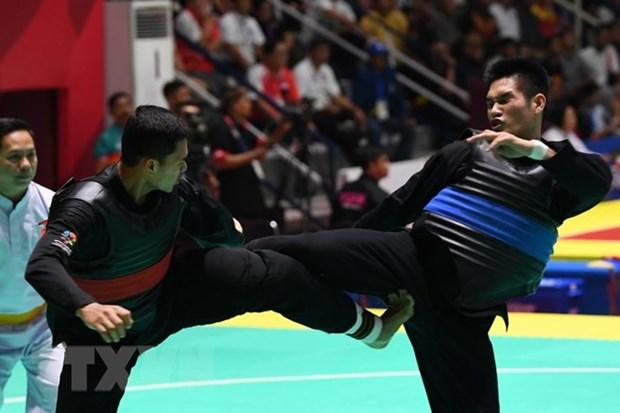 ASIAD 2018: le pencak silat vietnamien remporte trois medailles supplementaires hinh anh 1