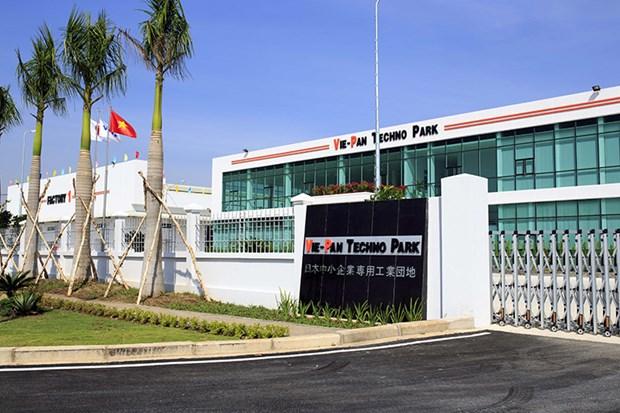 Vie-Pan Techno Park, modele exemplaire en matiere d'attrait d'IDE a Ho Chi Minh-Ville hinh anh 1