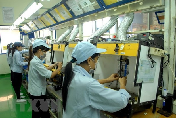 Vinh Phuc delivre la licence d'investissement a un projet japonais hinh anh 1