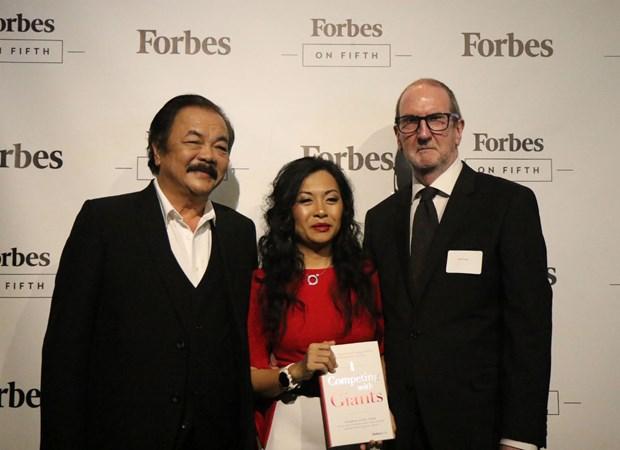 Une femme d'affaires vietnamienne publie un ouvrage chez ForbesBooks hinh anh 1