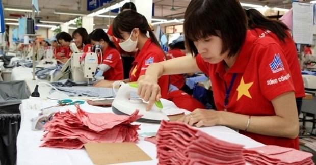 Exportations textiles en R. de Coree: Le Vietnam s'apprete a depasser la Chine hinh anh 1