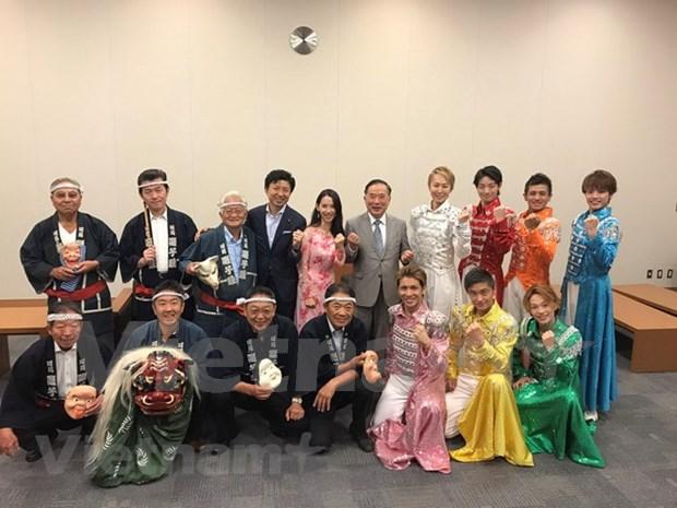 Le Festival d'echange Vietnam-Japon 2018 se deroulera a HCM-Ville hinh anh 1