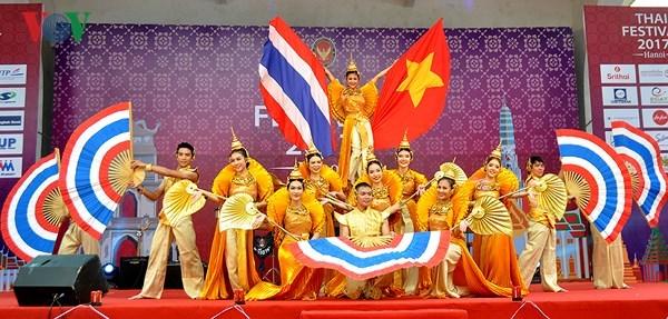 Le prochain festival thailandais a Hanoi hinh anh 1