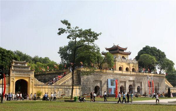 Fete nationale: le nombre des visiteurs etrangers a Hanoi augmente de 16% hinh anh 1