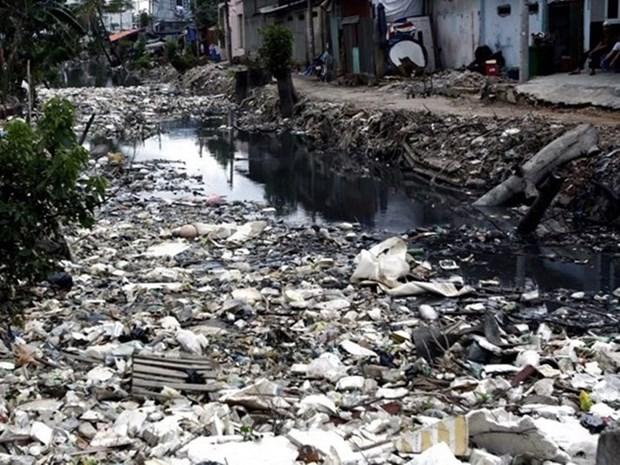 Le Japon soutient le Vietnam dans la lutte contre la pollution hinh anh 1