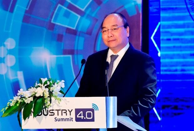 WEF ASEAN 2018 : le Vietnam doit mieux s'adapter a la revolution industrielle 4.0 hinh anh 2