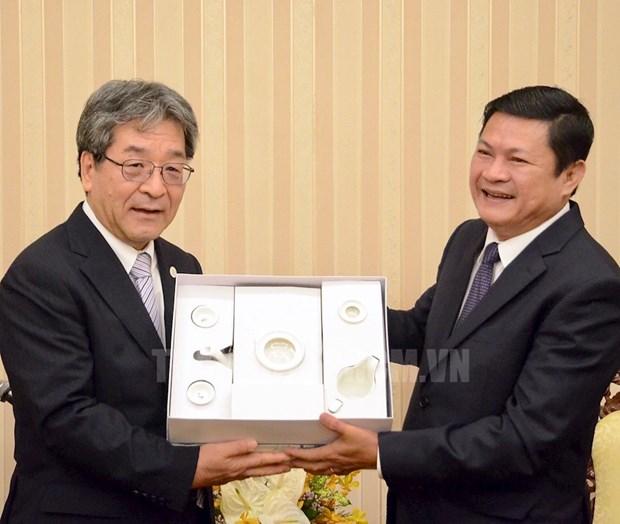 Environnement : Ho Chi Minh-Ville renforcent la cooperation avec Osaka (Japon) hinh anh 1