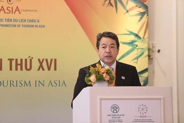 Reunion du Conseil de promotion du tourisme en Asie a Hanoi hinh anh 1
