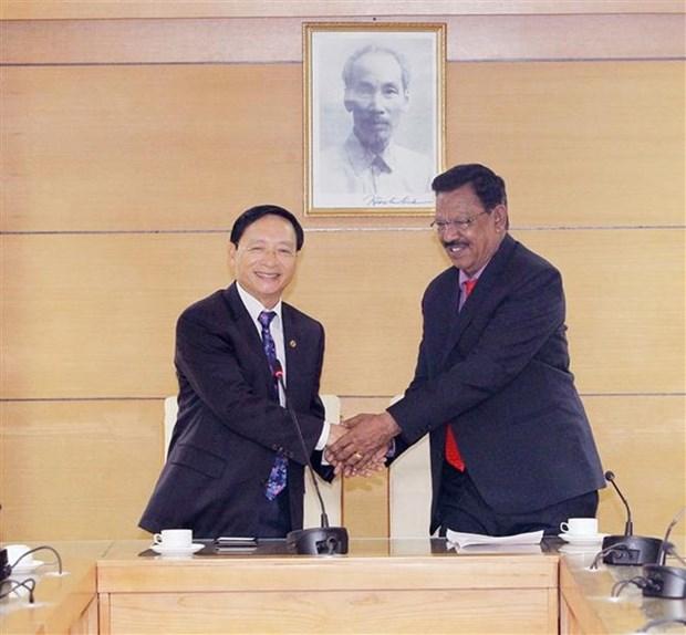 Promotion des echanges d'amitie Vietnam - Inde hinh anh 1