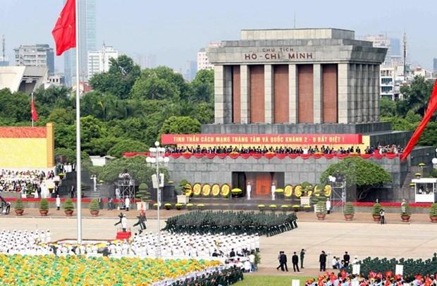 Fete nationale: Le Vietnam recoit encore des felicitations des dirigeants mondiaux hinh anh 1