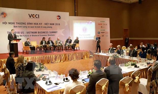 Sommet d'affaires Etats-Unis – Vietnam 2018 hinh anh 1