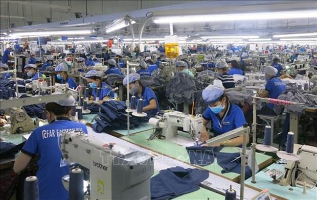 Textile-habillement : un milliard d'USD de plus par rapport a l'objectif fixe pour les exportations hinh anh 1