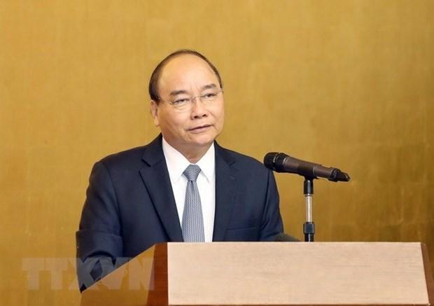 Le Premier ministre dirige le Comite national sur l'e-gouvernement hinh anh 1