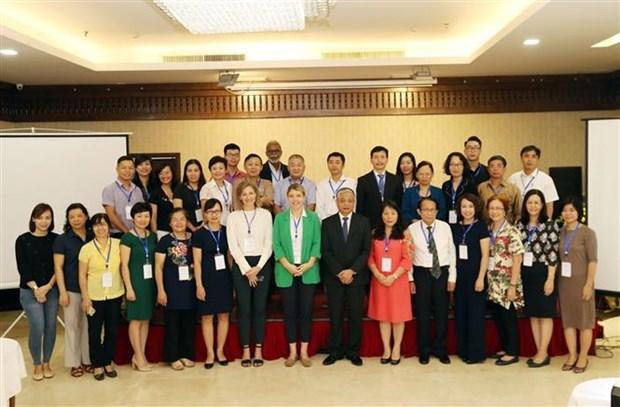 Le Vietnam se prepare pour le 11e Forum sur les travailleurs migrants de l'ASEAN hinh anh 1