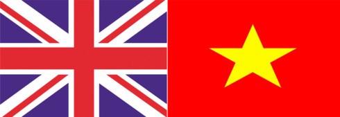 Felicitations pour le 45eme anniversaire des relations diplomatiques Vietnam-Royaume-Uni hinh anh 1